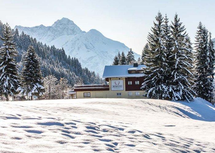 Zwerwaldhof Winter